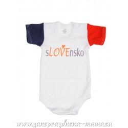 Body Slovensko,krátky rukáv