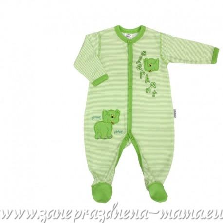 Overa LINK, zelený