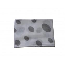 Bavlnená plienka, sivé guľôčky