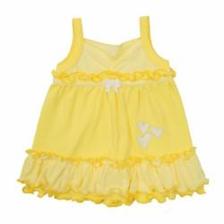 Šaty Sofia, žlté