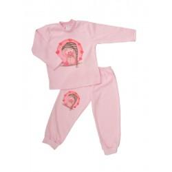 Pyžamo prasiatko, ružové