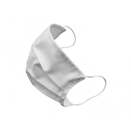 Bavlnené ochranné rúško s gumičkami