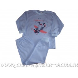 Pyžamo – modré FLY