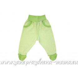 Polodupačky LINK, zelené