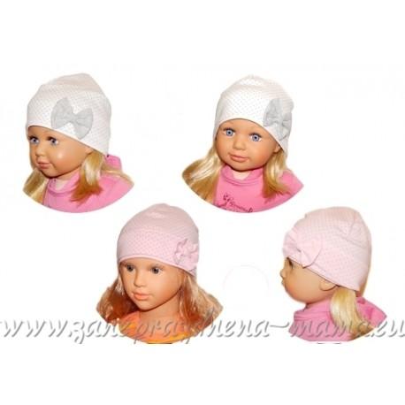 Dievčenská čiapka Noemi