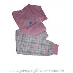 Pyžamo Sleep, ružové