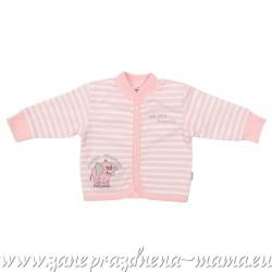 Kabátik BIMBO, ružový