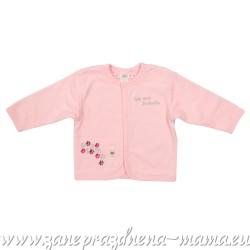 Kabátik Mazlíček, ružový