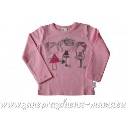 Tričko Dievčatá